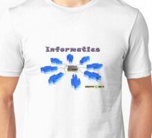 Informatics tee-shirt and stickers Unisex T-Shirt