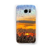 Indiana Sundown Samsung Galaxy Case/Skin