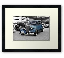 Classic Old Ford Framed Print