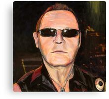 Chuck Panozzo Canvas Print