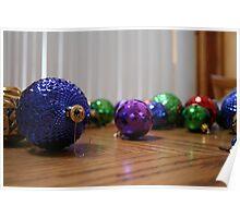Holiday Balls Poster