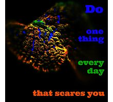 Do One Thing Photographic Print