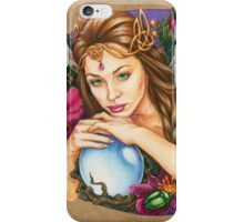 Twilight Garden iPhone Case/Skin