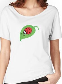 Cute ladybug Women's Relaxed Fit T-Shirt