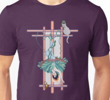 Tarot Hanged Woman Unisex T-Shirt