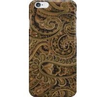Paisley Pals #2 iPhone Case/Skin