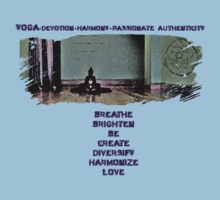 Yoga is by sharon allitt