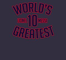 Lionel Messi - Worlds Greatest T-Shirt