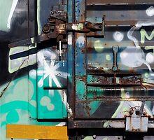 Raildoor by artunderus