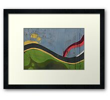 Imaginary Lands Framed Print