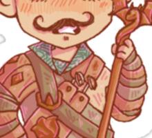 Tiny Dorian Sticker