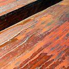Peeling wood  by martinspixs
