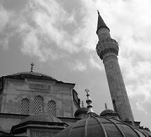 Sokollu Mehmet Pasha Mosque by Jens Helmstedt
