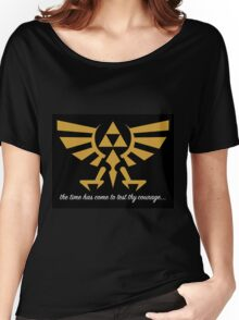 OCARINA OF TIME YEAH Women's Relaxed Fit T-Shirt