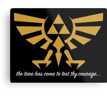 OCARINA OF TIME YEAH Metal Print