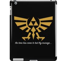 OCARINA OF TIME YEAH iPad Case/Skin