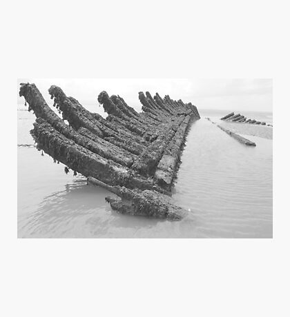 shipwreck Photographic Print