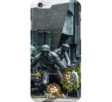 The Warsaw Uprising Monument iPhone Case/Skin