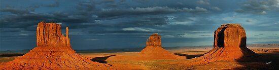 Monument Valley * Utah  by Ana CB Studio