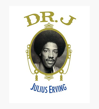 DR J Photographic Print