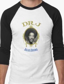 DR J Men's Baseball ¾ T-Shirt