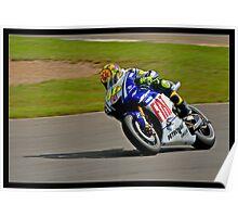 British Moto Grand Prix 8 (2009) Poster