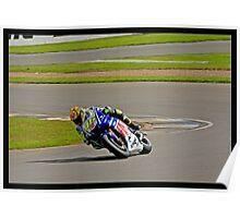 British Moto Grand Prix 7 (2009) Poster