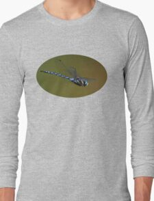 Dragonfly in Flight Long Sleeve T-Shirt
