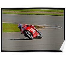 British Moto Grand Prix 6 (2009) Poster