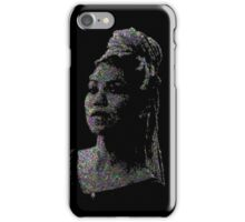 Jhene Dot Art iPhone Case/Skin