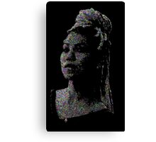 Jhene Dot Art Canvas Print