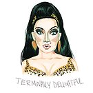Draw Queens: Bendelacreme by Joree Cisneros Wuollet