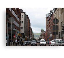 Belfast Canvas Print