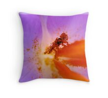 Pass the Wet Wipes Throw Pillow
