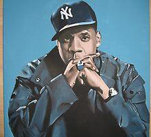 Jay Z by alexguzman1203