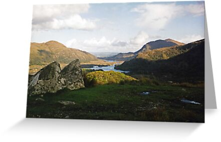 Ladies View, Killarney, Ireland by Judi FitzPatrick