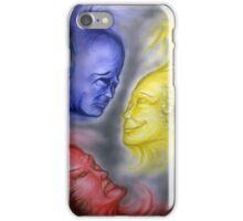Emotional Primaries iPhone Case/Skin