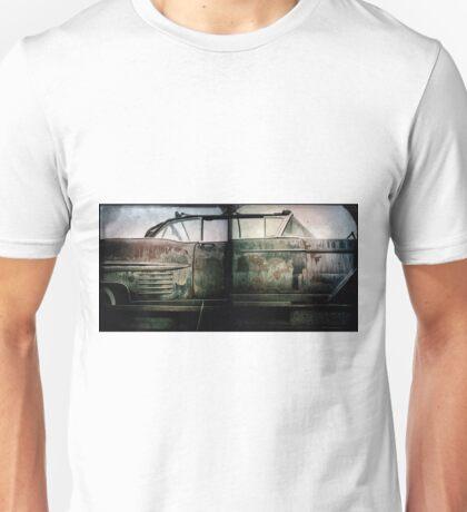 Rusty car Unisex T-Shirt