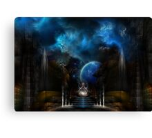 Vision Of Tremilin Canvas Print