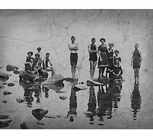 Grandparents circa 1914 Photographic Print