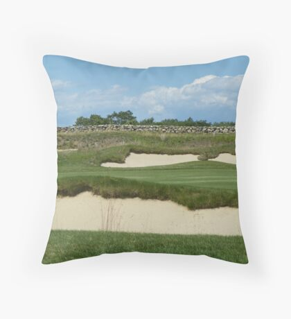 Golf anyone? Throw Pillow
