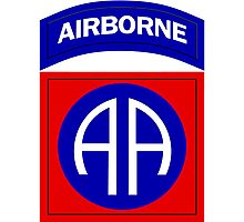 82nd Airborne Photographic Print