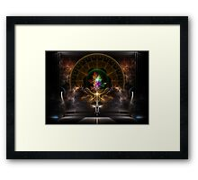 The Treasure Framed Print