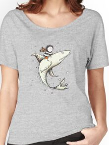 Fish Boy  Women's Relaxed Fit T-Shirt