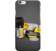 Film Stock iPhone Case/Skin