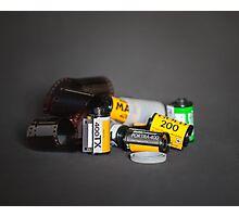 Film Stock Photographic Print
