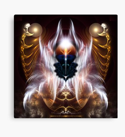 The Heart Of Arkus Canvas Print
