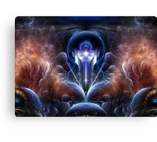 The Shadow Masters Canvas Print