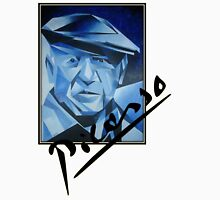 Picasso's Signature Womens Fitted T-Shirt
