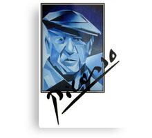 Picasso's Signature Metal Print